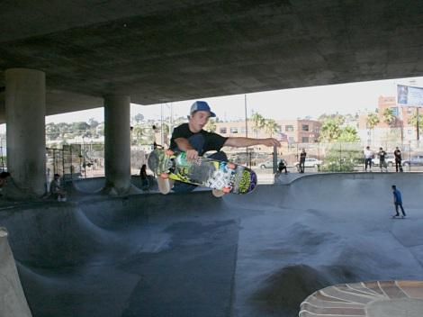 Washington Street Skate Park, San Diego