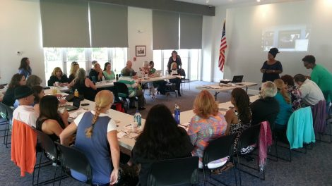 August 10 2013 workshop by Barbara Schaffer Bacon at Broward Historical Commission