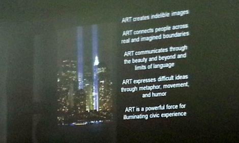 Slide from Presentation by Barbara Bacon Schaffer