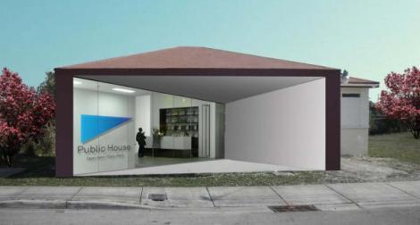 Jennifer Bonner and Christian Stayne Opa Locka Public Houses
