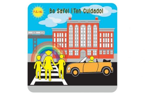 Groundswell and NYC DOT Safety Signs Project