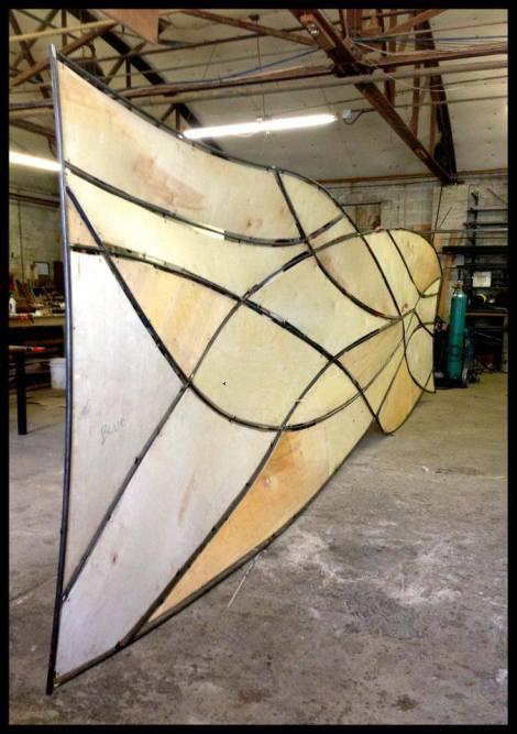 Frame for Sculpture