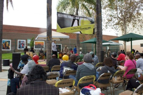Los Angeles Poverty Dept annual October festival
